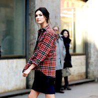 Kako nositi karirasto jakno? (foto: Windschnurer, Imaxtree)