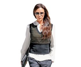 Zvezdniški stil: Victoria Beckham