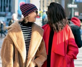 Prijateljice, ki z vami živijo v modni harmoniji