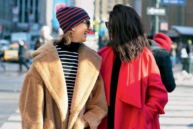 Prijateljice, ki z vami živijo v modni harmoniji - Foto: Imaxtree
