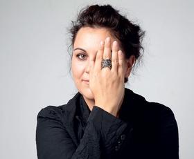 Pod lupo: Olga Košica