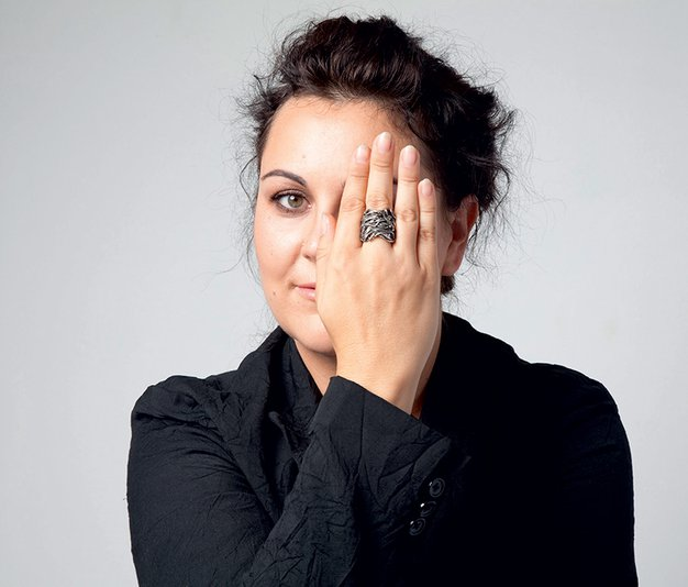 Pod lupo: Olga Košica - Foto: Antolović, Marinšek