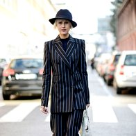 Stilski odsev tednov mode na ulicah (foto: Profimedia)