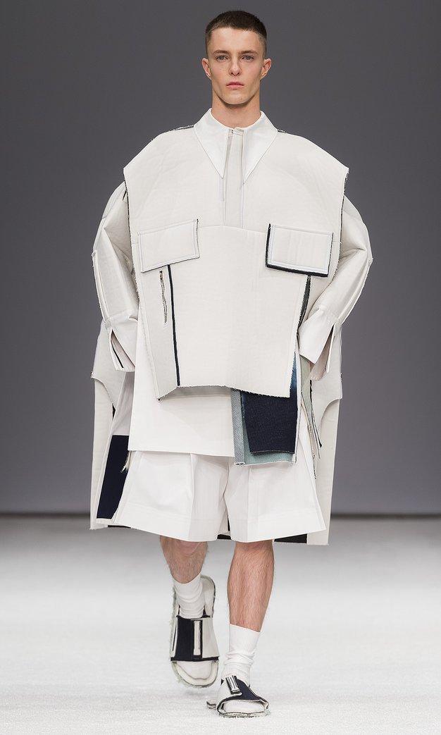 Ximon Lee – prvi oblikovalec moških oblačil, ki je dobil nagrado H&M Design Award - Foto: H&M