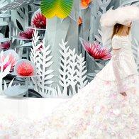 Chanelova fantazijska zabava. Zaiskrila poročne iskre? (foto: Profimedia)