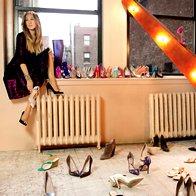 Sarah Jessica Parker navdušuje s svojo kolekcijo čevljev (foto: profimedia)