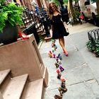 Sarah Jessica Parker navdušuje s svojo kolekcijo čevljev