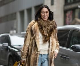 Foto: Ulična moda iz ledenega New Yorka