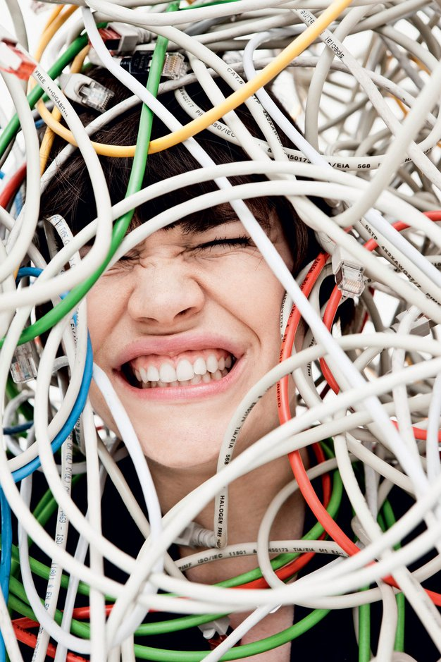 Čas je, da izstopimo iz mreže in se osvobodimo - Foto: profimedia