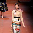 Milano Fashion Week: D&G sta novo kolekcijo namenila prav posebnim ženskam