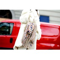 Torbični nabor modnega tedna (foto: Profimedia)