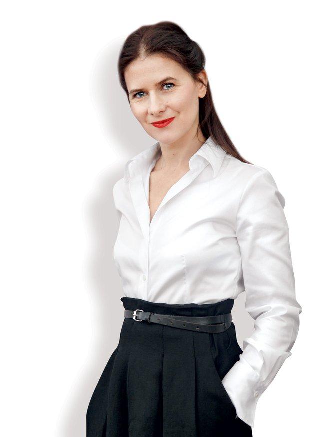 Pismo urednice: O začetkih Elle Slovenija - Foto: Helena Kermelj
