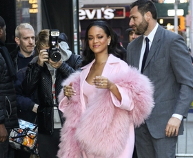 Rihanna po novem za Dior