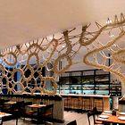 Slovenka je iz 1.200 metrov vrvi  spletla čipko za newyorško restavracijo