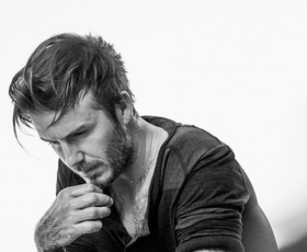 Beckham bolje služi v 'pokoju'