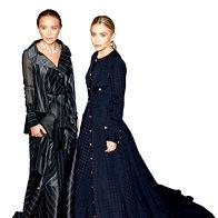 Zvezdniški stil: Mary-Kate in Ashley Olsen (foto: Profimedia, Windschnurer)