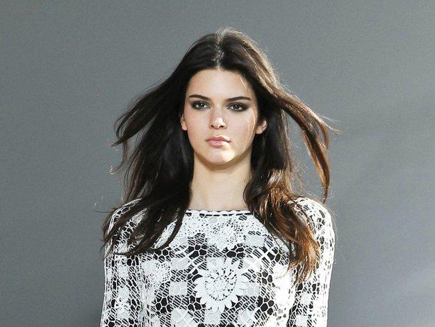 Kendall Jenner je novi obraz Calvin Kleina - Foto: profimedia
