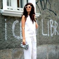 Kako nositi beli top? (foto: Windschnurer, Imaxtree, promo)