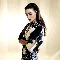 Pajkice Just Cavalli, 219 €; pulover Penny Black, 75 €; obleka Weekend Max Mara, 215 €. (foto: Mitja Božič)