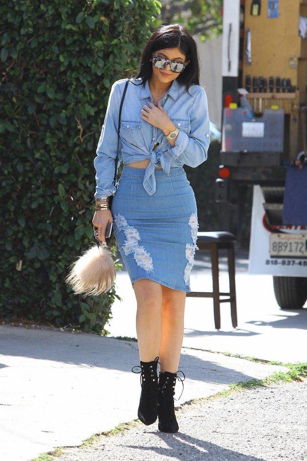 Obožujemo trend: Džins na džins - Foto: profimedia