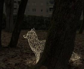 32. čajanka o sodobni umetnosti: Svetlobna umetnost