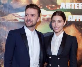 Jessica Biel in Justin Timberlake sta dočakala sinčka!