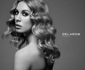 Za popoln izgled na #ljfw skrbi naravna kozmetika Delarom