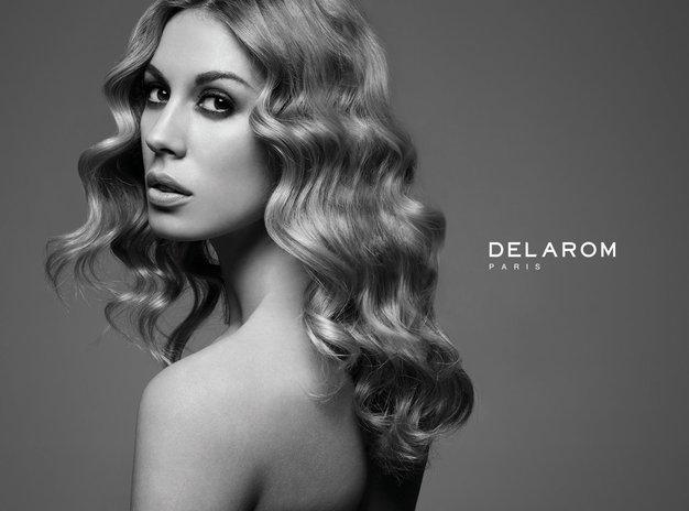 Za popoln izgled na #ljfw skrbi naravna kozmetika Delarom - Foto: Promocijske fotografije