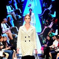 Foto: Kolekcija Maja Ferme Fashion jesen-zima 2015 na #ljfw (foto: Jure Makovec)