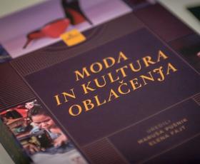 Na #LJFW se je predstavila tudi knjiga Moda in kultura oblačenja