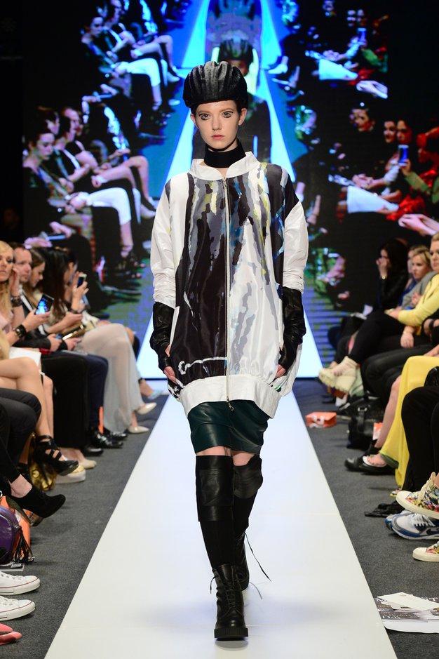 5 modnih nasvetov modne urednice angleške Elle, Anne-Marie Curtis - Foto: Jure Makovec
