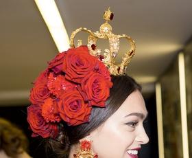 Modna urednica o damah s temperamentom v stilu Dolce & Gabbana