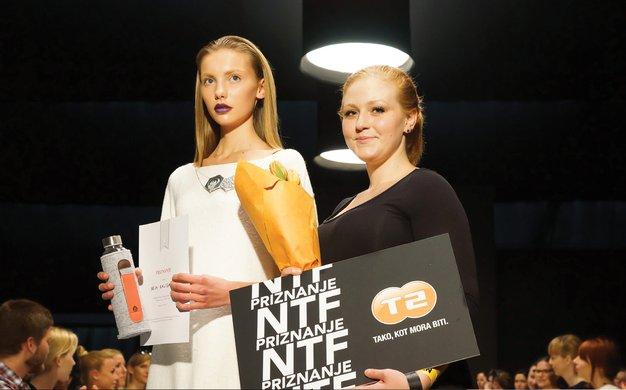 NTF-zmagovalka na #LJFW bo prenovila kreacije deklet TOP4 - Foto: promo