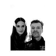 Mare and Izabel Goulart (#mfw) (foto: osebni arhiv)