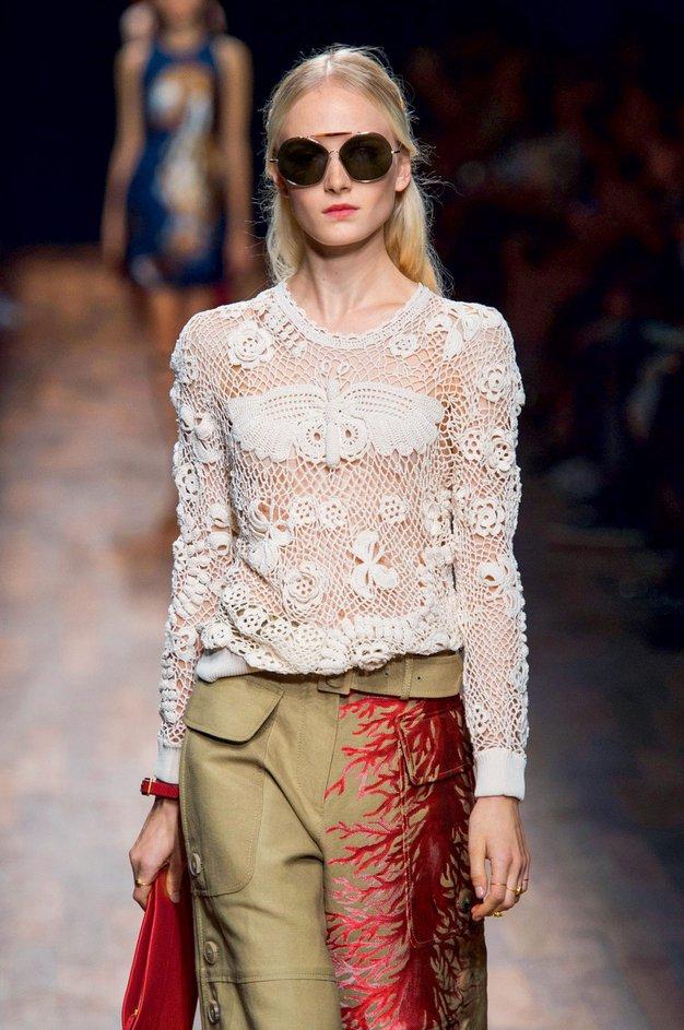 5 modnih kosov, ki so v aprilu nepogrešljivi - Foto: Windschnurer, Imaxtree