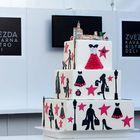 Najbolj modna Zvezdina torta na LJFW