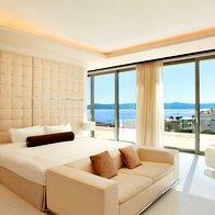 Presidential Suite - Henry Morgan spalnica (foto: Kempinski Hotel Adriatic, Alberi)
