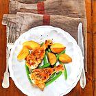 Recepti: Slastna, aromatična in malce eksotična piščančja stegna