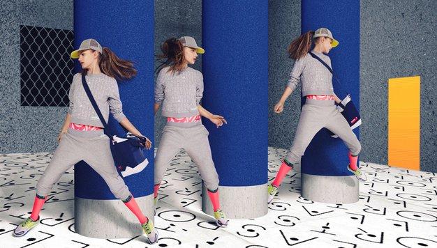 Stella McCartney in adidas sta združila moči ter ustvarila kolekcijo StellaSport - Foto: promo Adidas