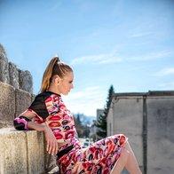 Neon Rabbit - ko se združita moda in šport (foto: Boris Klavžar)