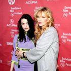 Courtney Love in hči Frances Bean Cobain (foto: profimedia)