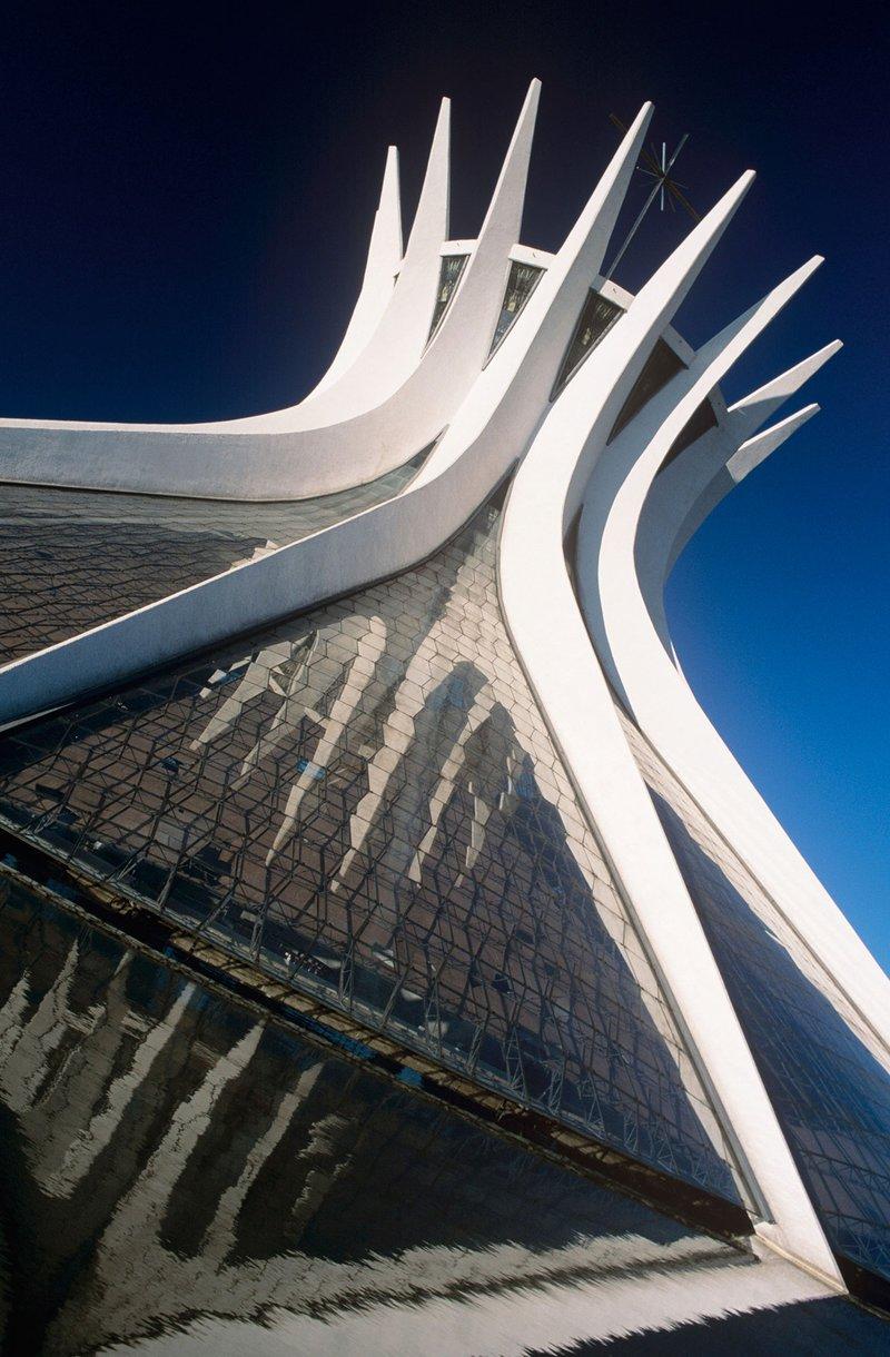 katedrala, Brazilija
