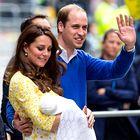 Britanski dvor se veseli nove princese
