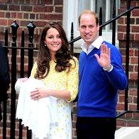 Britanski dvor se veseli nove princese (foto: profimedia)
