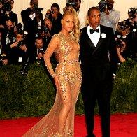 Beyonce - Givenchy in Jay Z (foto: profimedia)