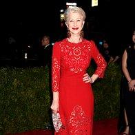 Helen Mirren - Dolce&Gabbana (foto: profimedia)