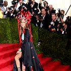Sarah Jessica Parker in H & M na Met Gali predstavila skupno modno kreacijo