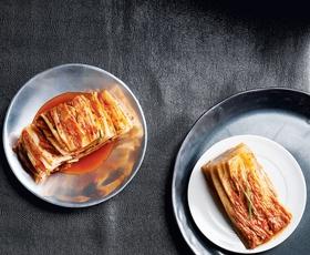 Kimchi (kimči) - kislo zelje malo drugače