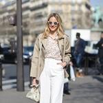 Kako se to poletje nosijo bele hlače? (foto: profimedia)