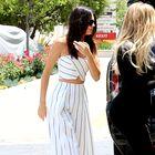 Kendall Jenner v elegantnih črtah